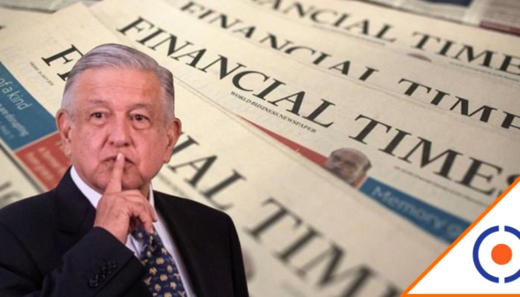 """#FinancialTimes: """"Debe unirse toda la oposición para no terminar en Venezuela"""""""