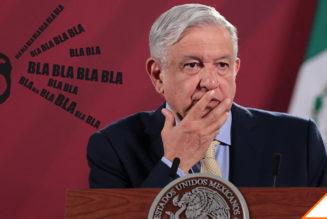 #Cínico: Afirmaciones que lanzó Obrador en su informe y fueron mentira