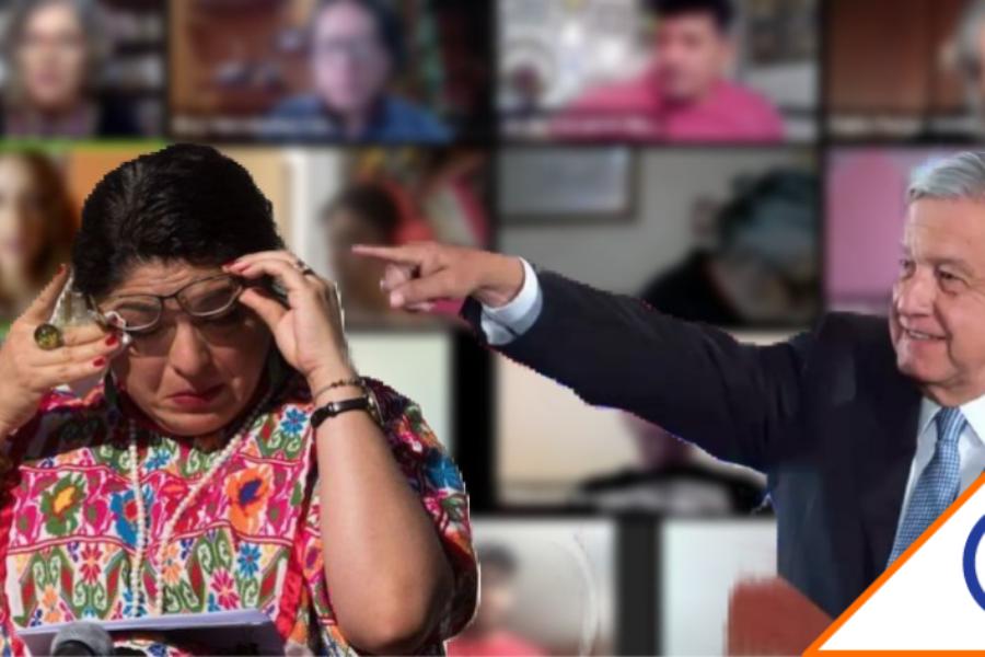 #Chat: Obrador ordena cortar apoyos a artistas; ventilan plan y Cultura lo niega