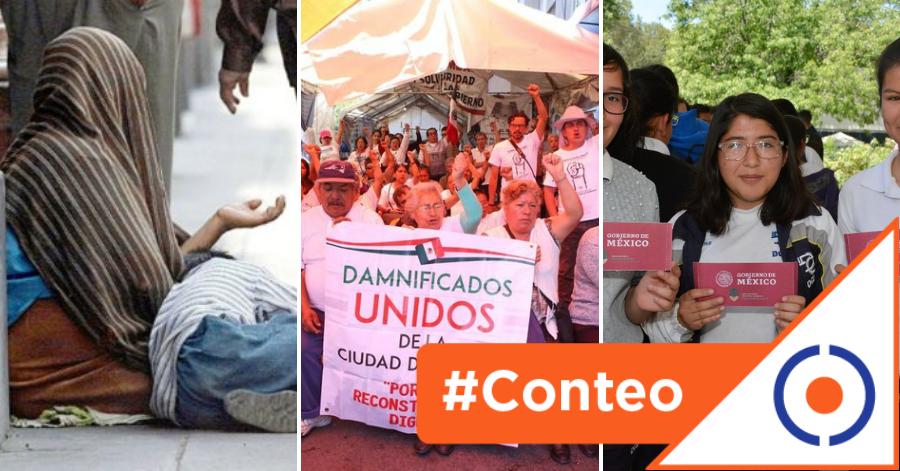 #Conteo: 10 compromisos incumplidos que son pilares en el gobierno morenista