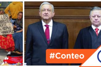 #Conteo: 5 pifias de la reforma judicial de Obrador, deja sin justicia a pobres