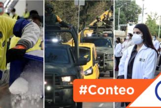 #Conteo: 10 datos sobre la campaña de vacunación Covid-19 en México