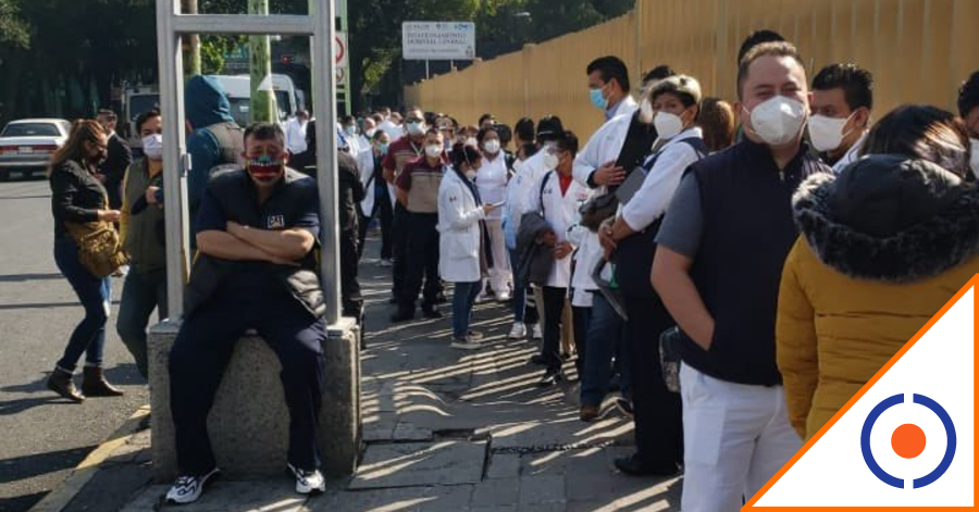 #Lamentable: Médicos denuncian favoritismo en aplicación de vacunas