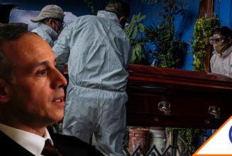 #Pum: Familiares de víctimas del Covid-19 denuncian a Gatell por homicidio doloso