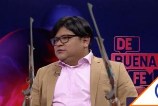 """#Payaso: El casi vocero de Morena habla de """"fusilar a los expresidentes"""""""