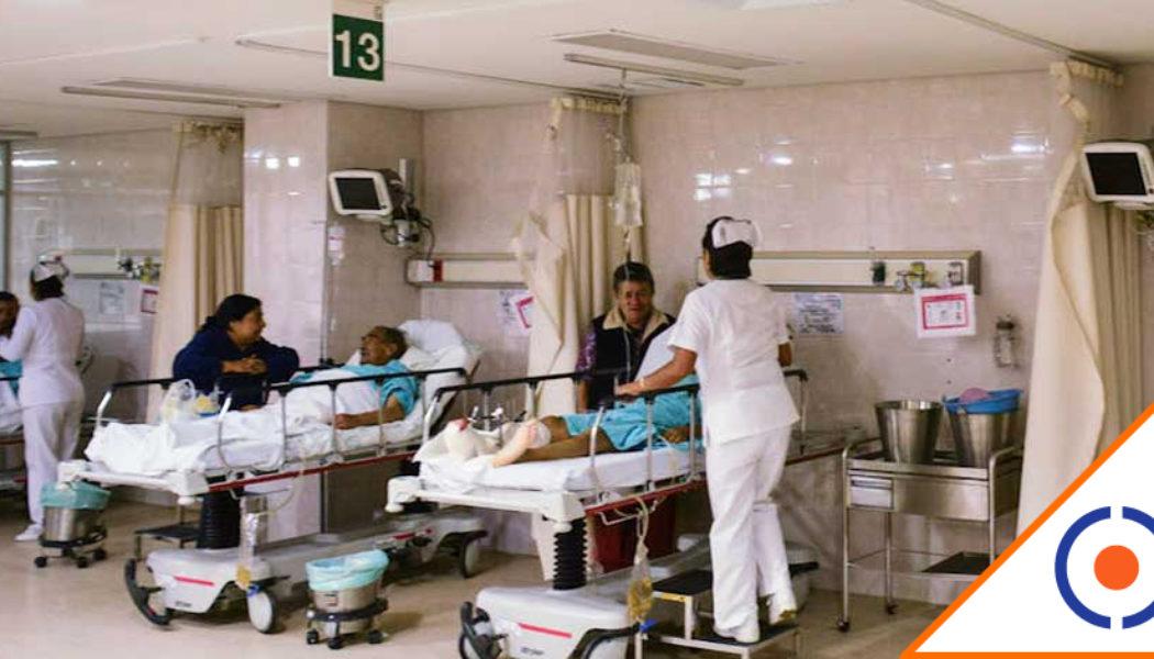 #Desolador: Ciudad de México supera su peor escenario de hospitalizaciones por Covid-19