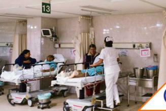 #Covid19: IMSS en máxima alerta, se está quedando sin lugar para enfermos