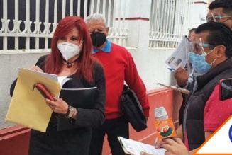 #Sinvergüenza: Alcaldesa de Álvaro Obregón se va a Campeche, quiere ser gobernadora