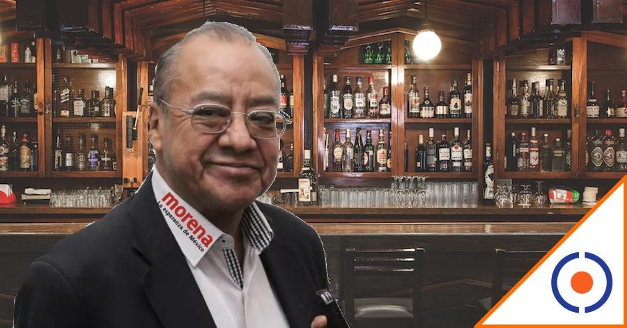 #Ahogado: Diputado de Morena aparece borracho en sesión del Presupuesto 2021