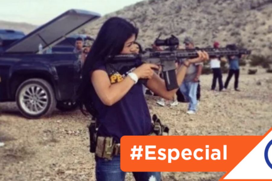 #Especial: El CJNG recluta a niños y mujeres como 'halcones' y 'sicarios'