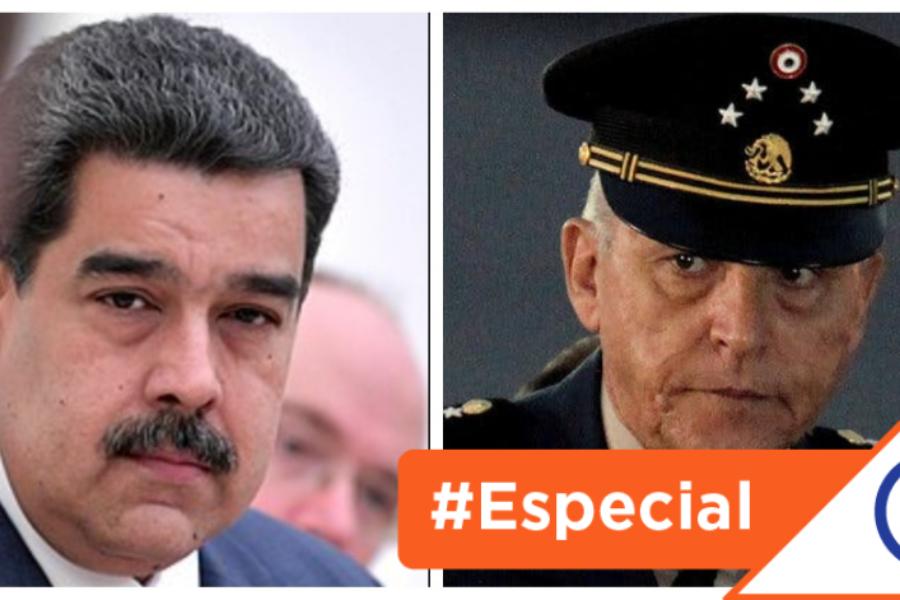 #Especial: Agencias antinarcóticos de EEUU tienen en la mira a México y Venezuela
