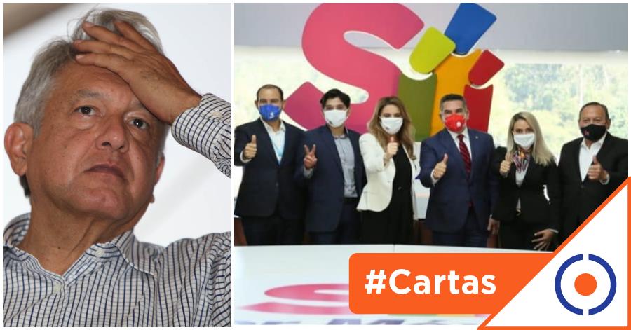 #CartasDeUnCiudadano: Alianzas políticas, ¿la solución para 'rescatar' a México?