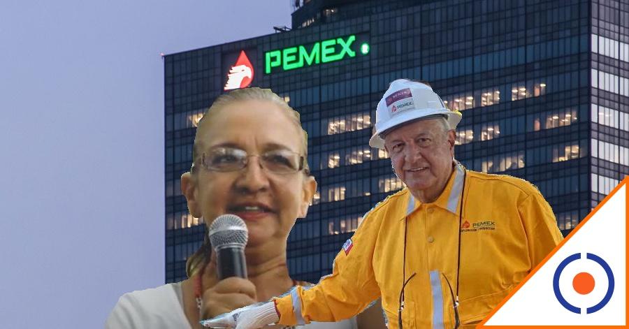 #Corruptos: Prima de López Obrador recibe contratos de Pemex por 365 mdp