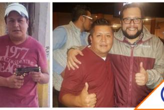 #EstiloNarco: Regidor de Morena por Atizapán se saca fotos con armas del Ejército