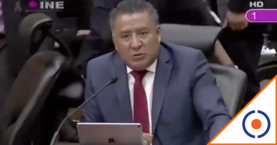 #TBT: El día que el morenista Horacio Duarte se negaba a ceder espacios en radio y TV