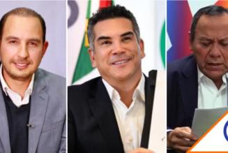 #VaPorMéxico: Coalición histórica de PRI, PAN y PRD va para reponer la democracia