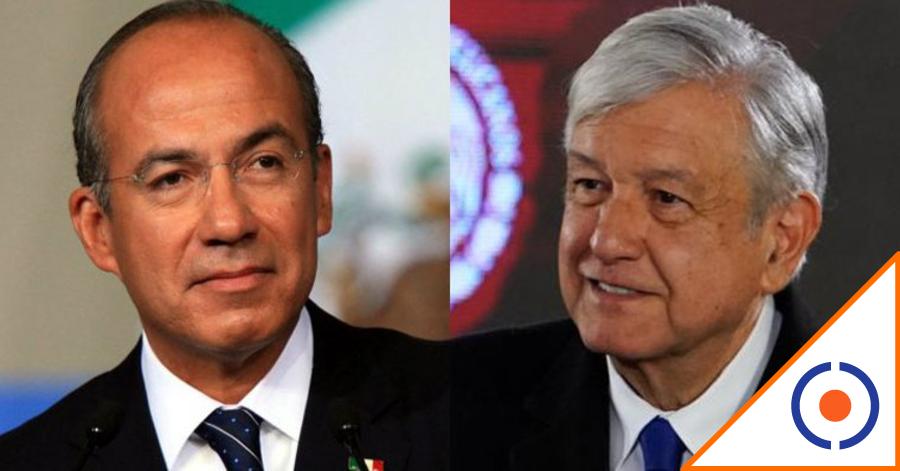 #Rencoroso: Obrador va tras Felipe Calderón, se quiere vengar