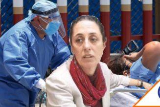 #Covid19: CDMX rebasa límite de hospitalizaciones… Ya es preocupante
