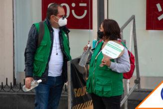 #Covid19: Reportan casi 12 mil contagios en 24 horas