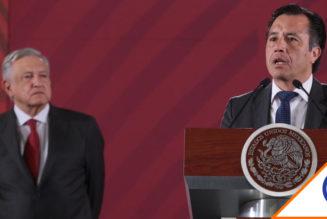 #Corrupción: 99% de los contratos de Cuitláhuac García se han dado al dedazo