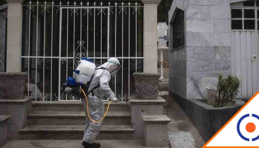 #Covid19: Muertes en México superan las 120 mil, el doble del peor escenario