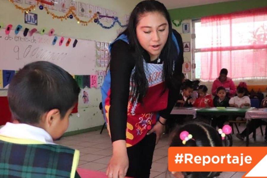 #Reportaje: 57% de docentes se vacunarán contra COVID-19 hasta mayo