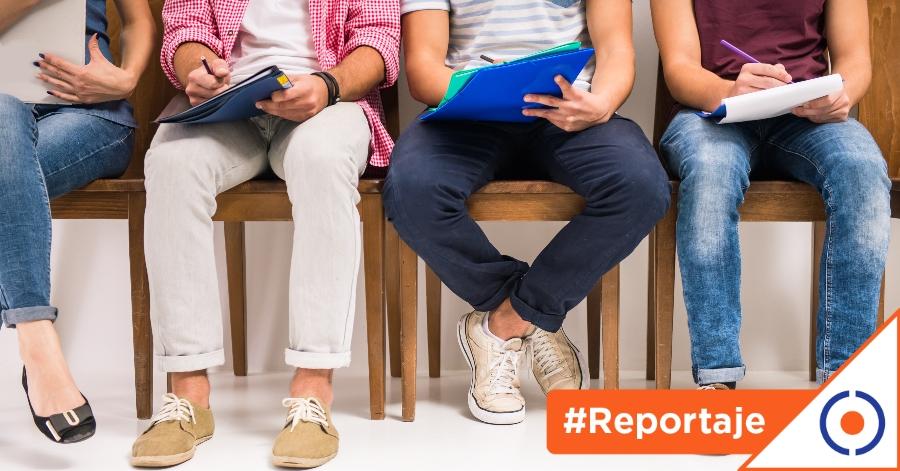 #Reportaje: 2.9 millones de jóvenes desempleados (pero con ganas de trabajar)