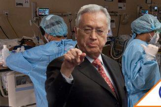 #WTF: CFE deja hospitales y casas sin luz en plena pandemia… ¡Incompetentes!