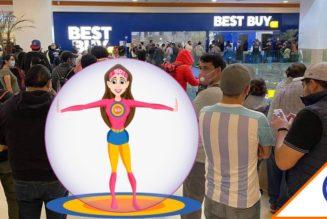 #Aiuda: Best Buy enloquece MX con sus ventas de liquidación… les valió Susana