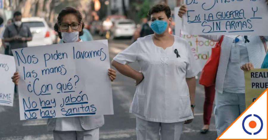 #NoLesAlcanza: IMSS e ISSSTE piden más dinero para atender pandemia