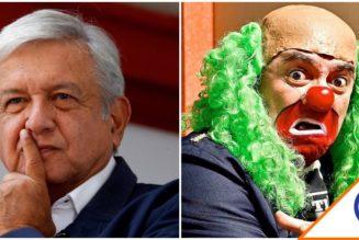 #WTF: Palero de López Obrador insinúa desaparición y muerte tras crítica de Brozo