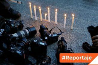 #Reportaje: 2020, el peor año para ser periodista en México