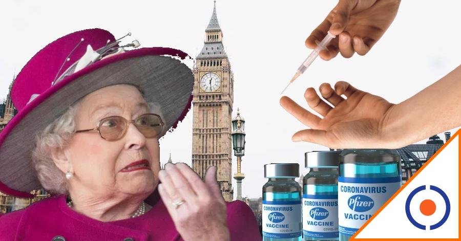 #Covid19: Reino Unido aprueba vacuna de Pfizer… Luz al final del túnel