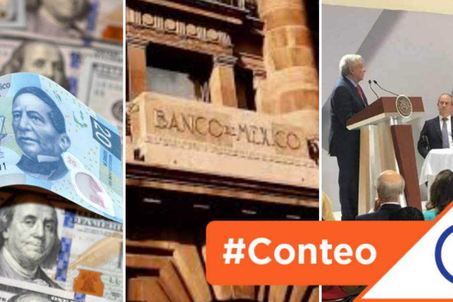 #Conteo: Los 10 principales pronósticos de la economía de México para 2021