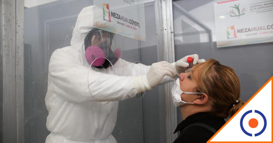 #Alarmante: México realiza solo 24 pruebas de Covid-19 por cada mil habitantes