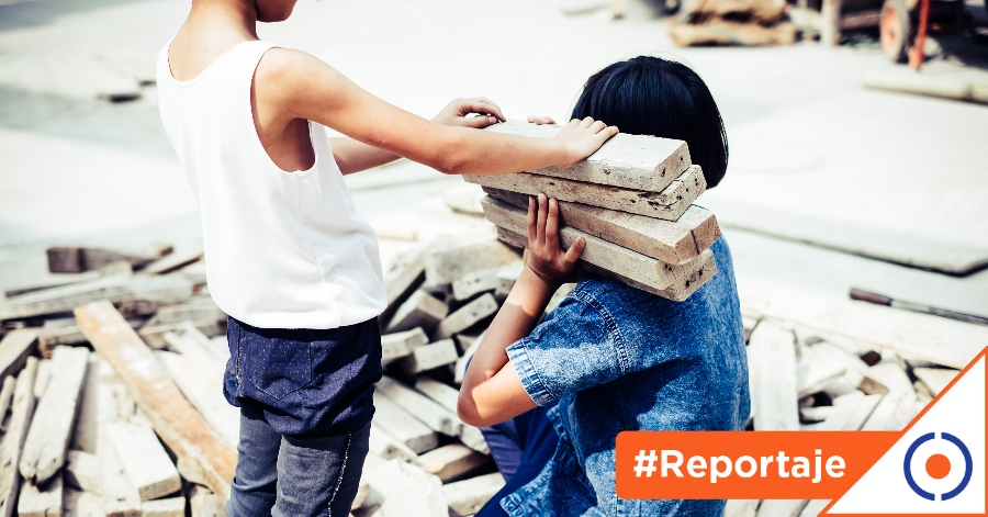 #Reportaje: 30 mil niños tendrán que trabajar por crisis económica