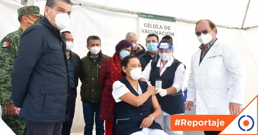 #Reportaje: Funcionarios y dirigentes sindicales agandallan vacunas