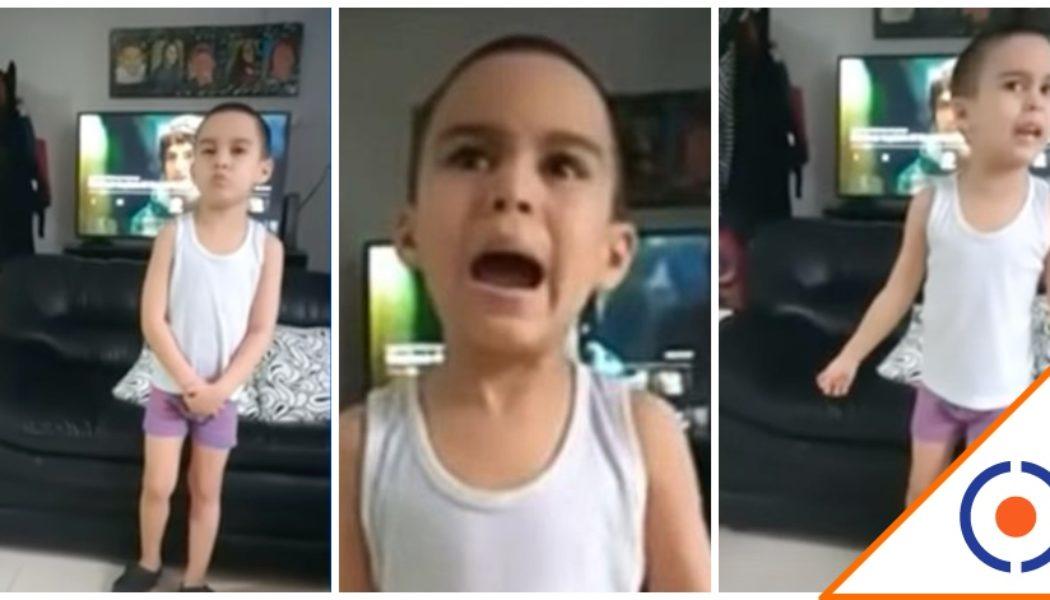 #Jaja: Niño 'explota' por tanta tarea que le dejan… Se hace viral