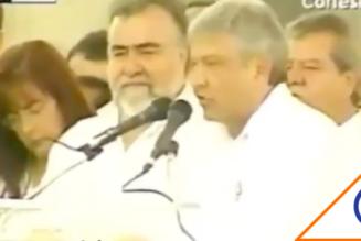 #TBT: El día que Obrador dijo: un presidente debe ser factor de concordia y unidad
