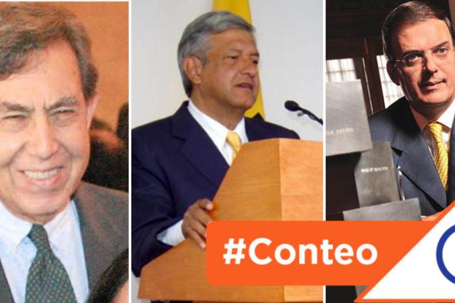 #Conteo: 8 jefes de Gobierno de la CDMX que abandonaron la modernización del Metro