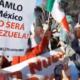 """#Frenaaa: """"Fuera Obrador, convertirá en Venezuela a México"""", le gritan a su visita a NL"""