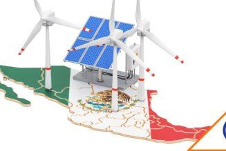 #Cangrejos: México se rezaga en energías limpias… Apenas produce el 4%