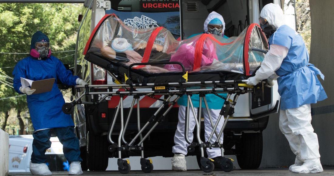 México supera a la India en el número de fallecimientos confirmados por Covid
