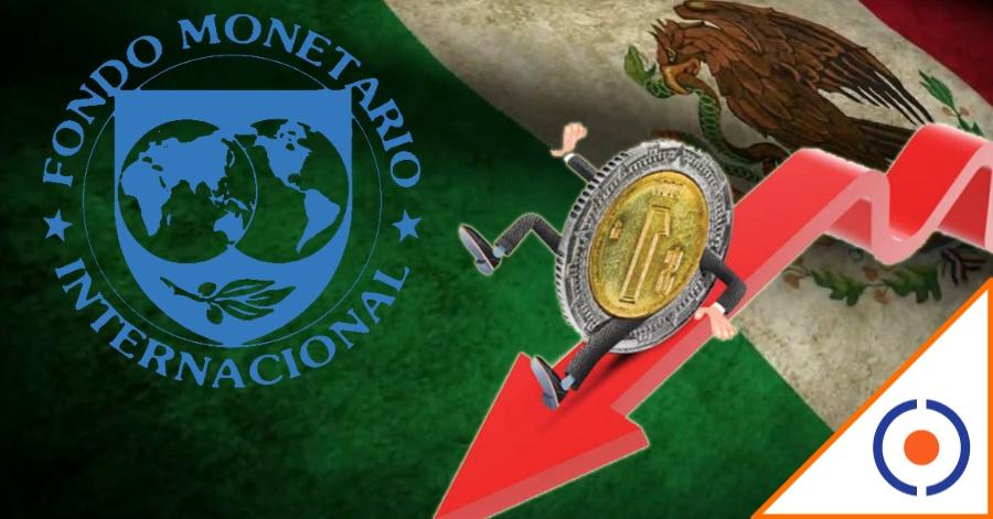 #Estancados: México tardará 6 años en recuperar PIB a niveles pre Covid: FMI