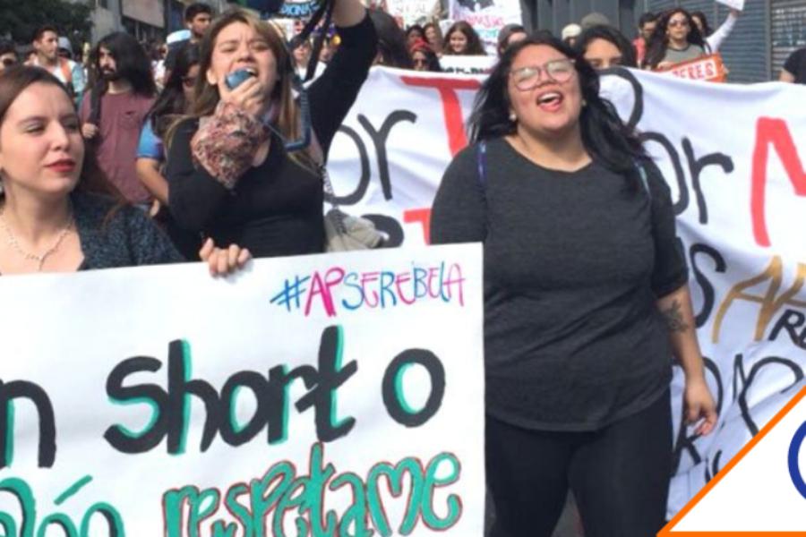 #SíPorMX: Violencia de género aumentó 92% por decisiones del actual gobierno