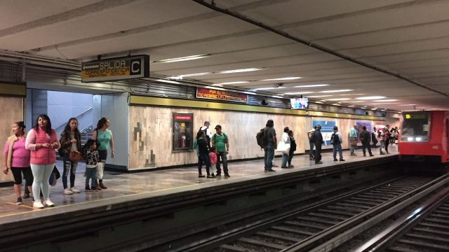 Reanuda servicio la línea 3 del Metro a partir del 1 de febrero