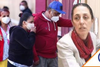 #EnLosMedios: No puede Sheinbaum… la CDMX apesta a muerte