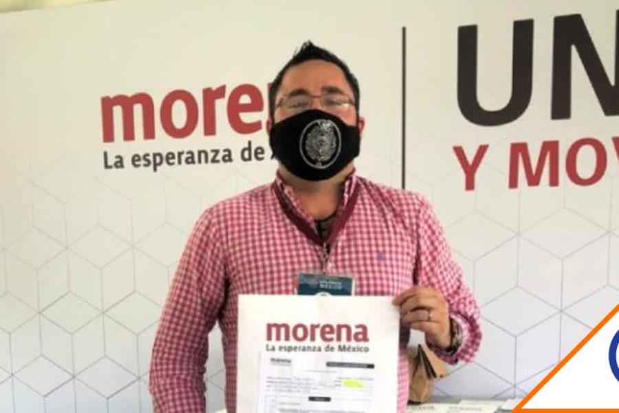 #PaleroDePresidencia: A falso 'pirata' y reportero le dará Morena diputación pluri