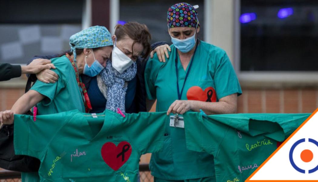 #Covid19: México, el segundo país del mundo con más muertes de personal de salud