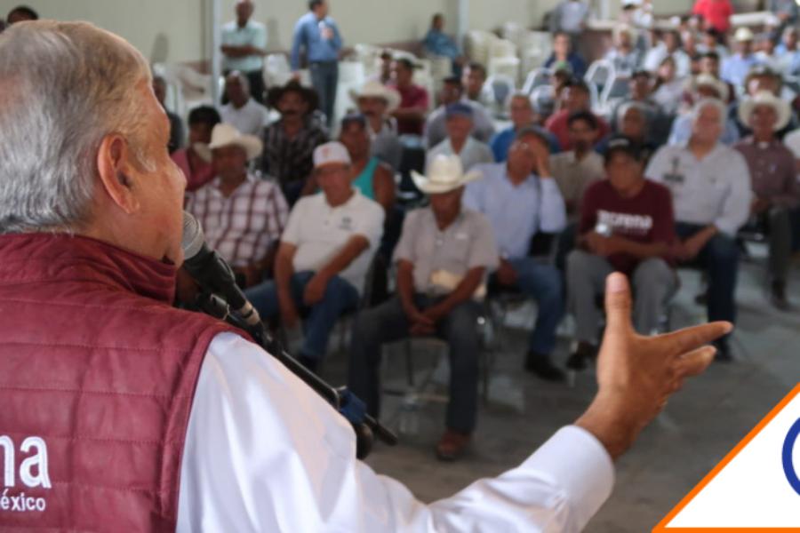 """#SíPorMx: Obrador convierte al país en una """"fábrica de pobres"""", 12 millones en 6 meses"""